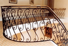 Residential Stairs & Railings