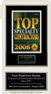Top Specialty Contractors 2008 [purchased]